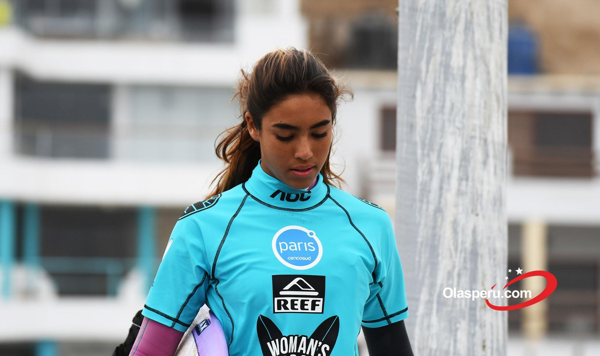 París Reef Women's Pro 2017 - DÍA 2