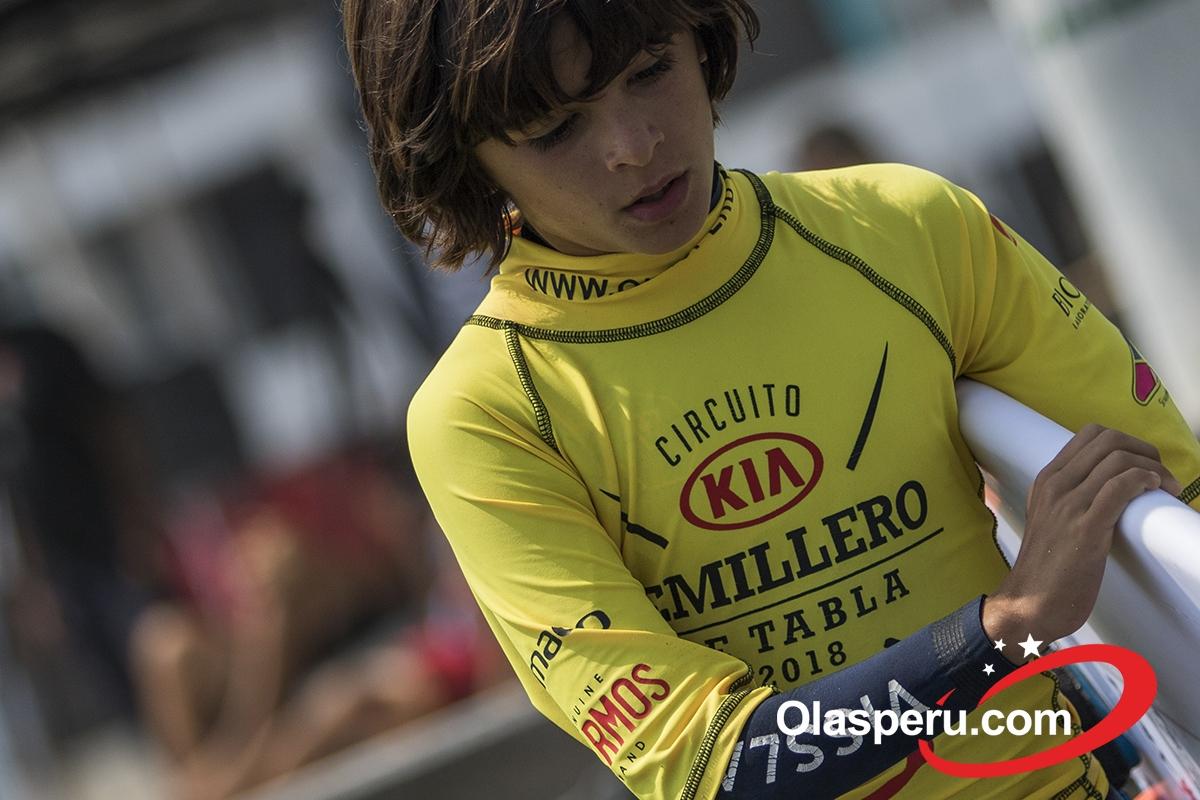 5ta fecha Semillero  KIA - san Bartolo
