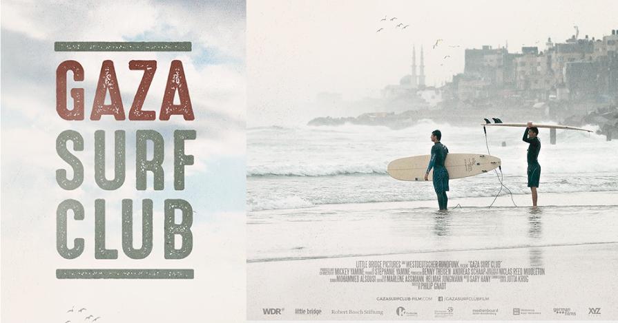 El surf en tiempos de guerra