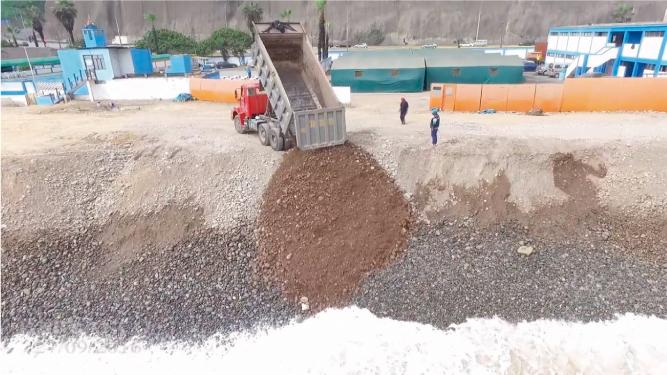 Basura de construcción, otros de los principales contaminantes en playas de Lima
