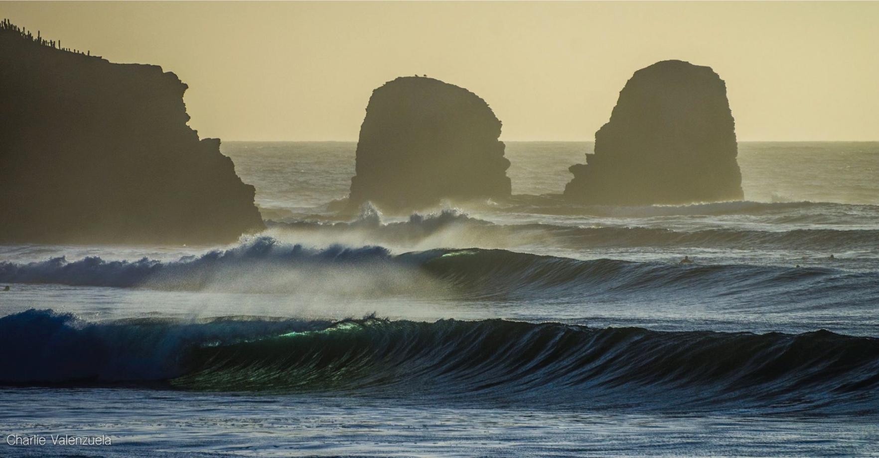 Punta de Lobos se convierte en reserva del surf