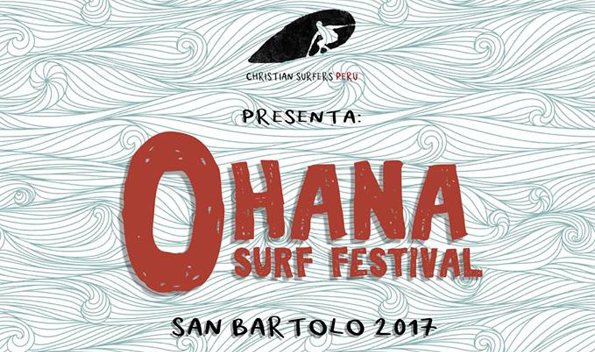 """""""Ohana Surf Festival 2017"""" regresa a San Bartolo"""