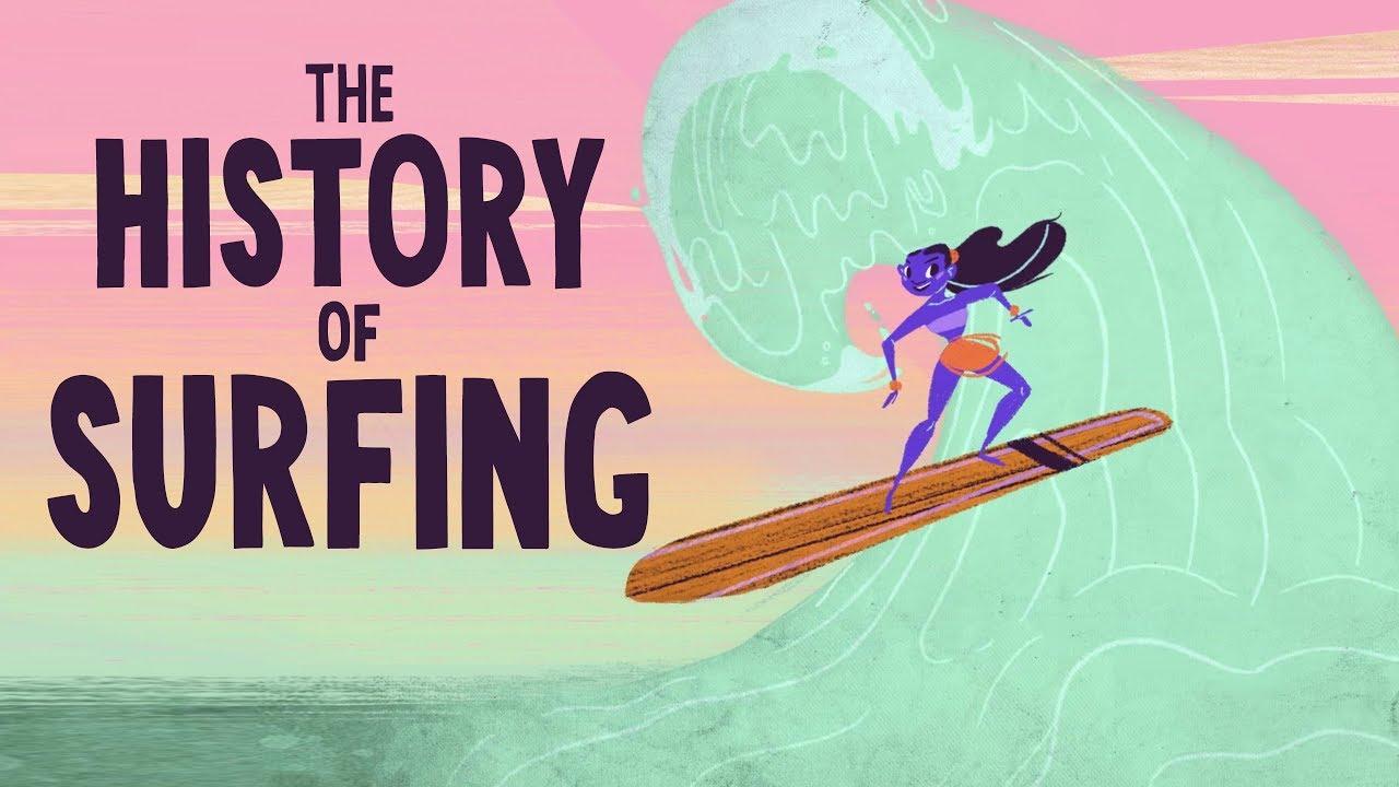 Esta es la teoría de historiador estadounidense sobre las raíces del surf