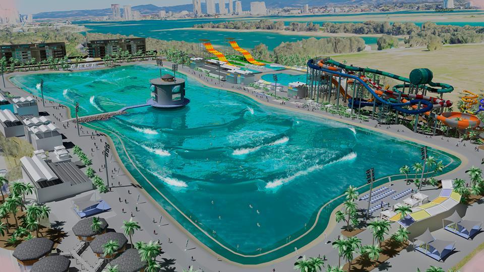 """""""Surf Lakes"""", la piscina de olas en Australia que competirá con el Surf Ranch de Kelly Slater"""
