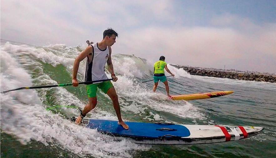 Primera medalla para Perú en los Panamericanos de Surf