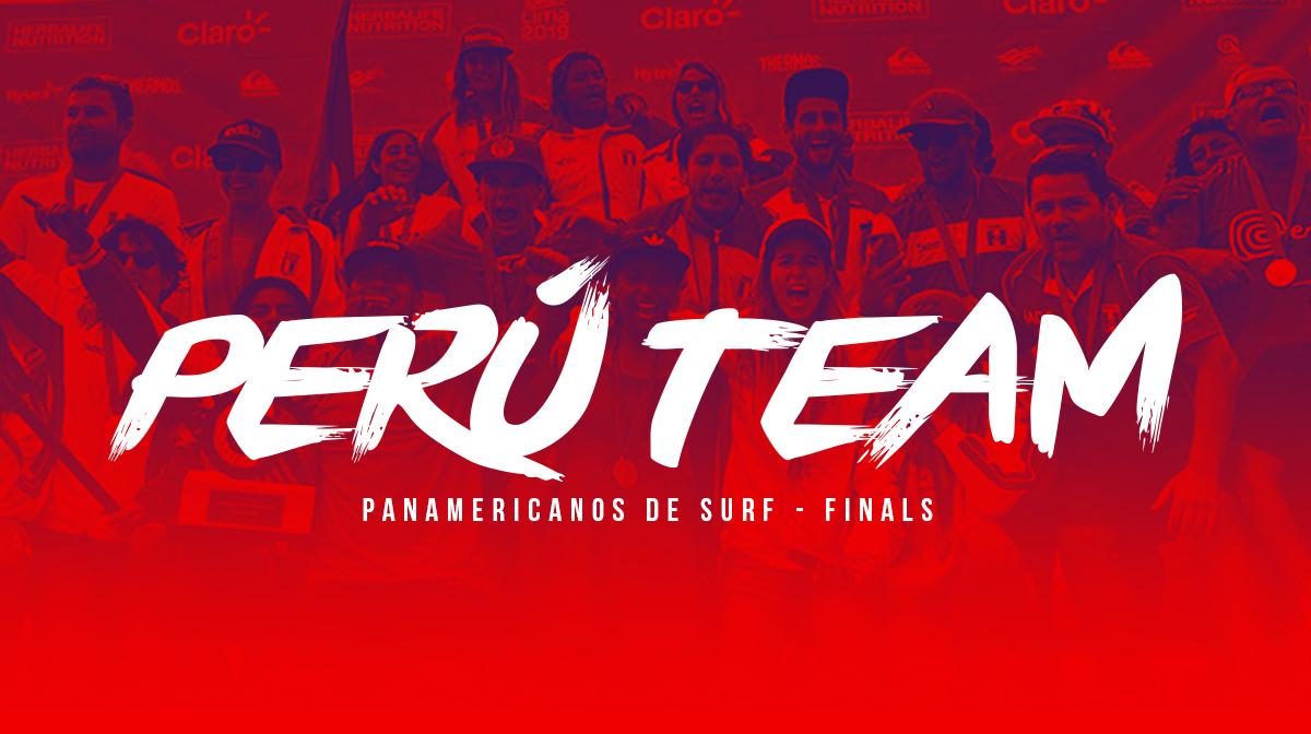 [VIDEO] - Panamericanos Team Peru / Día final