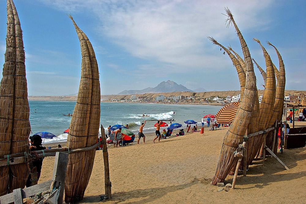 Huanchaco: Marina de Guerra otorga permiso para construcción de malecón turístico