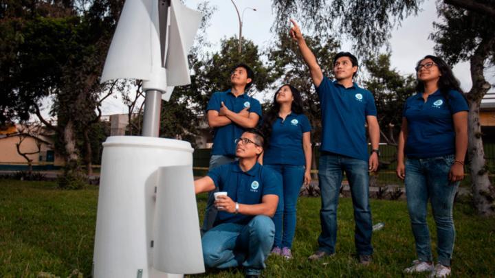 Yawa, el invento peruano que produce agua potable