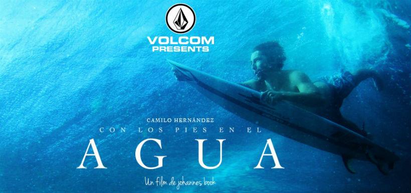 """Mira aquí el film completo """"Con los Pies en el Agua"""" del rider iquiqueño Camilo Hernández"""