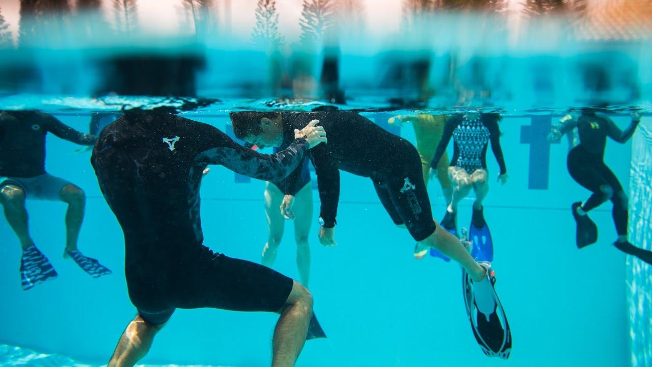 Apnea, el entrenamiento de rigor para el surfista de ola grande
