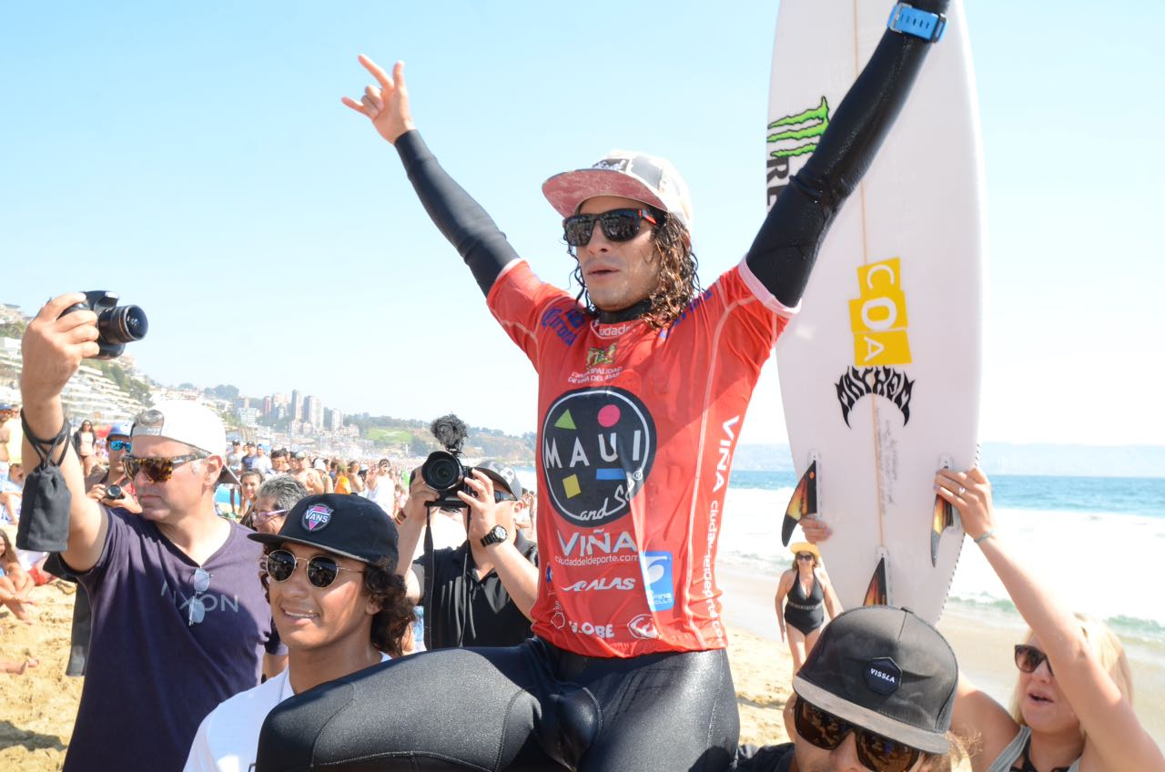 ALAS Latin Tour: Chile se impone en Reñaca