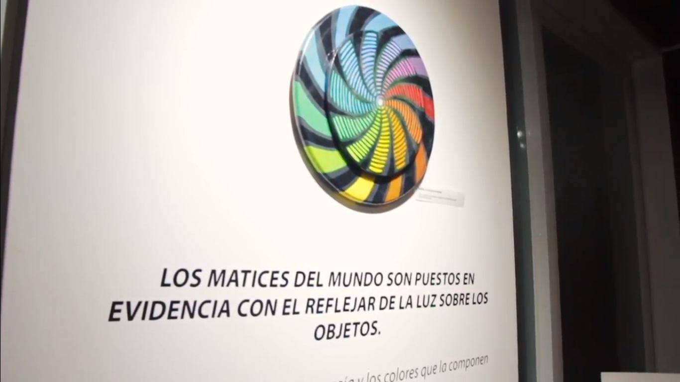 [VIDEO] Así fue la presentación de Matices, la nueva exhibición artística de Flavio Caporali