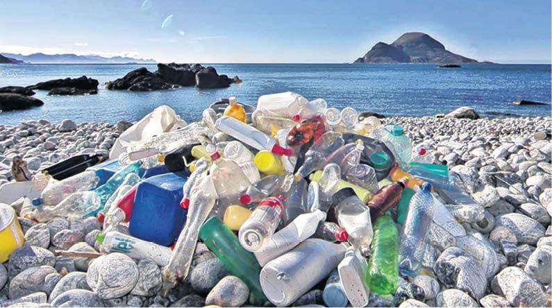 Ocurrente solución para acabar con la basura plástica en los océanos