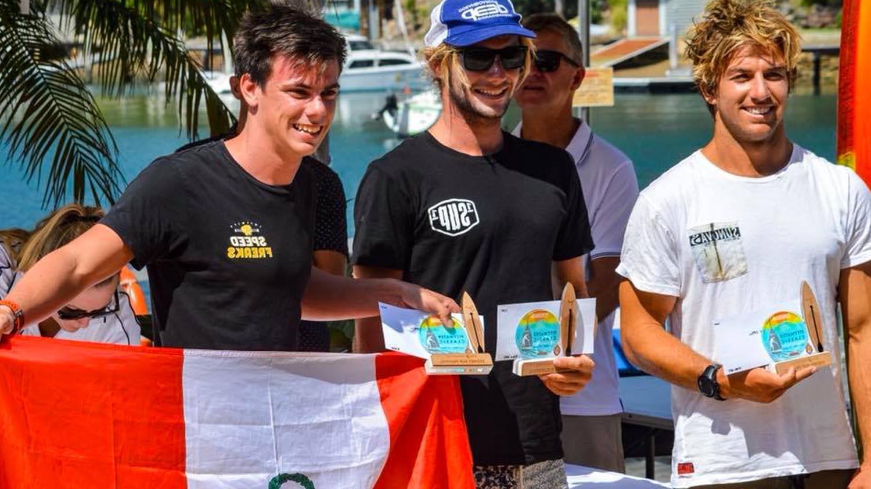 Itzel Delgado triunfa en Liga Mundial de Paddle en Australia