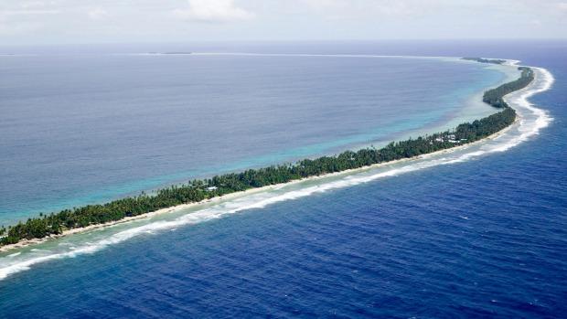 Tuvalu, la isla paradisíaca que ha comenzado a crecer