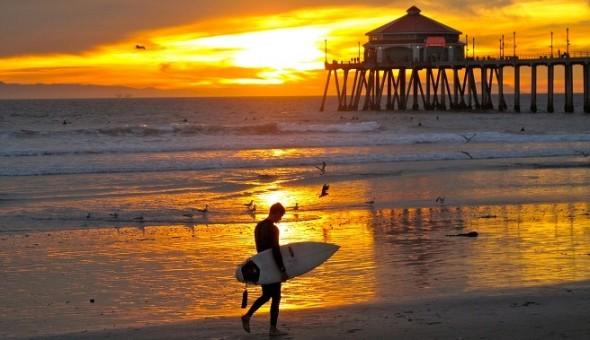 Playa en California podrían ser privatizada tras demanda de multimillonario