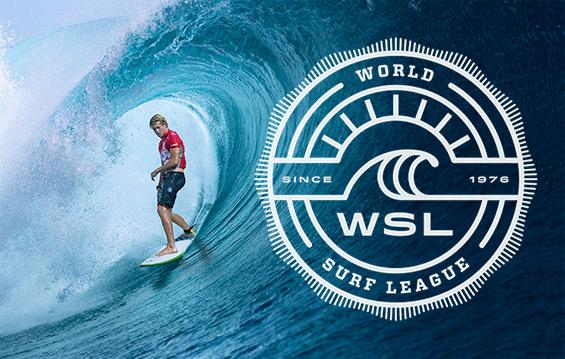 Más innovaciones marcan en lanzamiento del World Surf League Championship Tour 2018