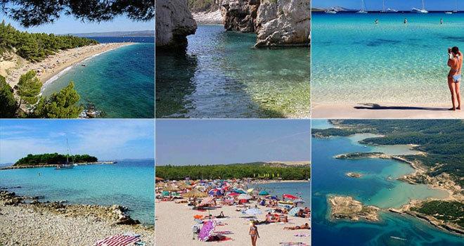 Las 5 mejores playas de Croacia para hacer surfing