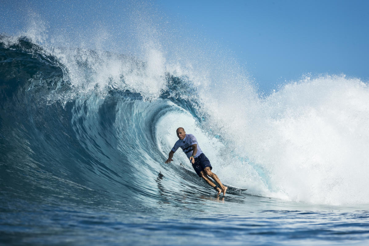 Slater no estará en Margaret River