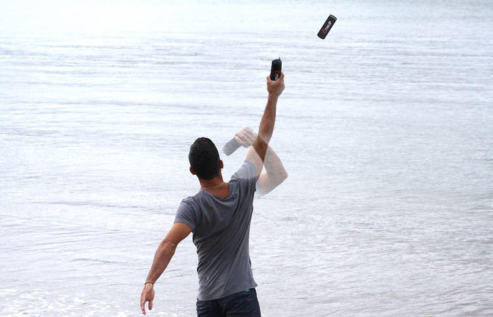 OneUp Saves, el dispositivo que evita que te ahogues