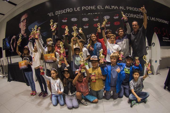Semillero KIA condecora a sus pequeños campeones por tercer año consecutivo
