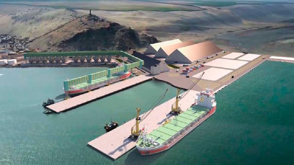 Así serán las instalaciones del nuevo Puerto Salaverry