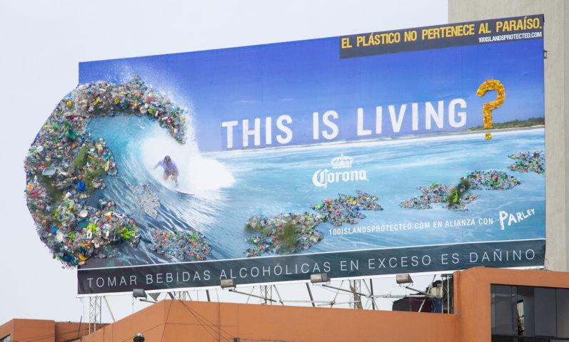 Cerveza Corona busca crear conciencia sobre contaminación del océano