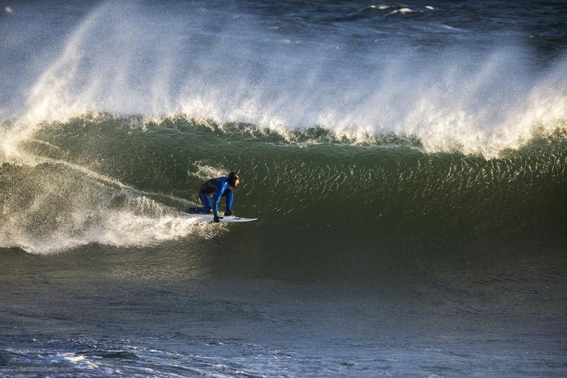 Surfing en Suecia