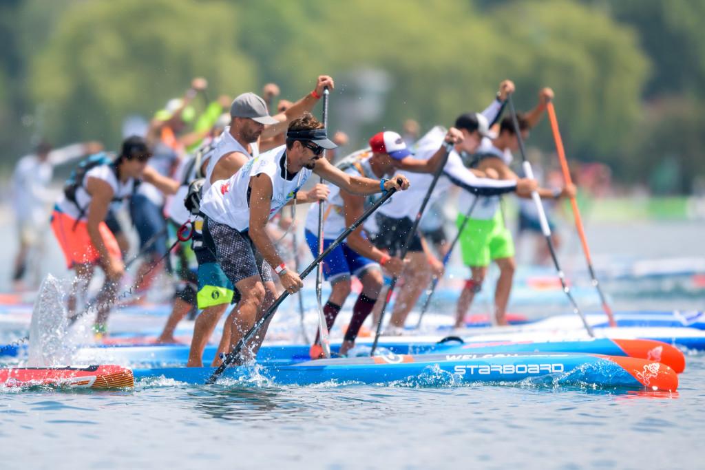 Portugal será sede de los primeros mundiales de paddle surf