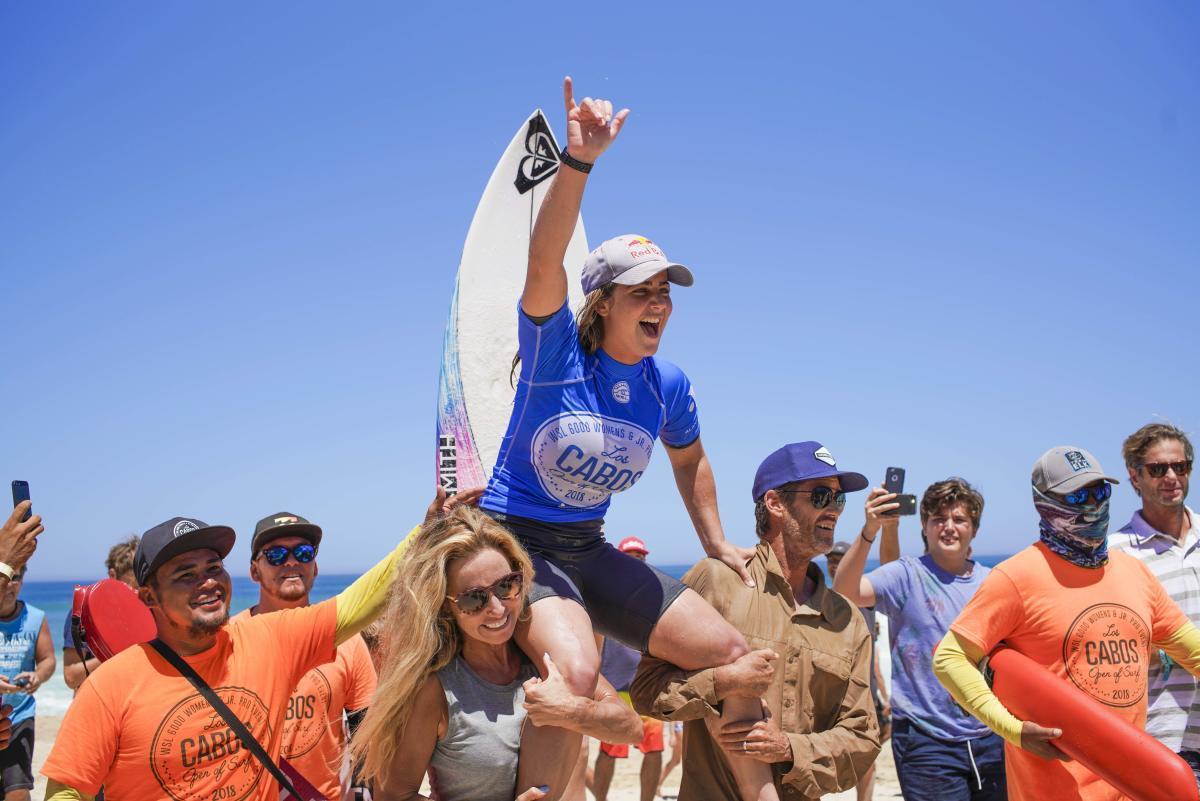 Carolina Marks se consagra en Los Cabos