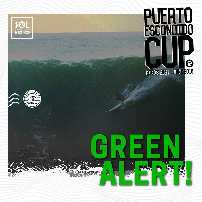 El Puerto Escondido Cup luz verde para este domingo