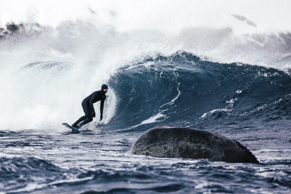 Destino Rusia: surfing en Siberia