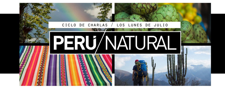 """PERÚ NATURAL: CICLO DE CHARLAS """"SOSTENIBILIDAD EN LA INDUSTRIA"""""""