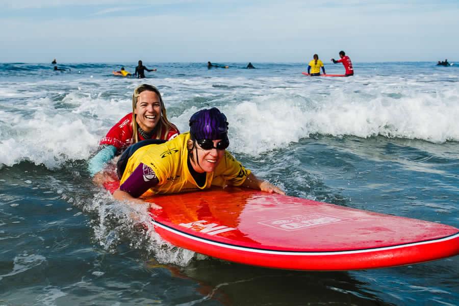 Sudamérica tendrá su primer Campeonato de Surf Adaptado