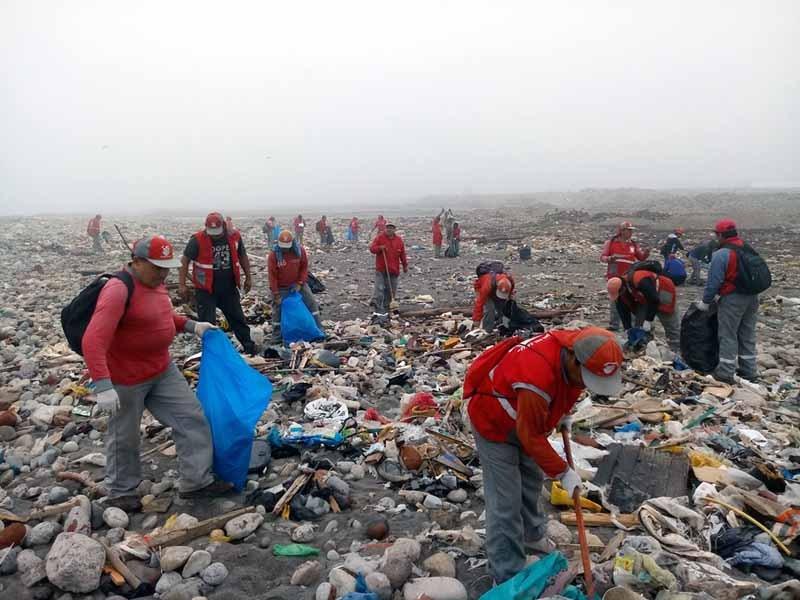 IPD inicia campaña para concientizar al cuidado de nuestras playas.