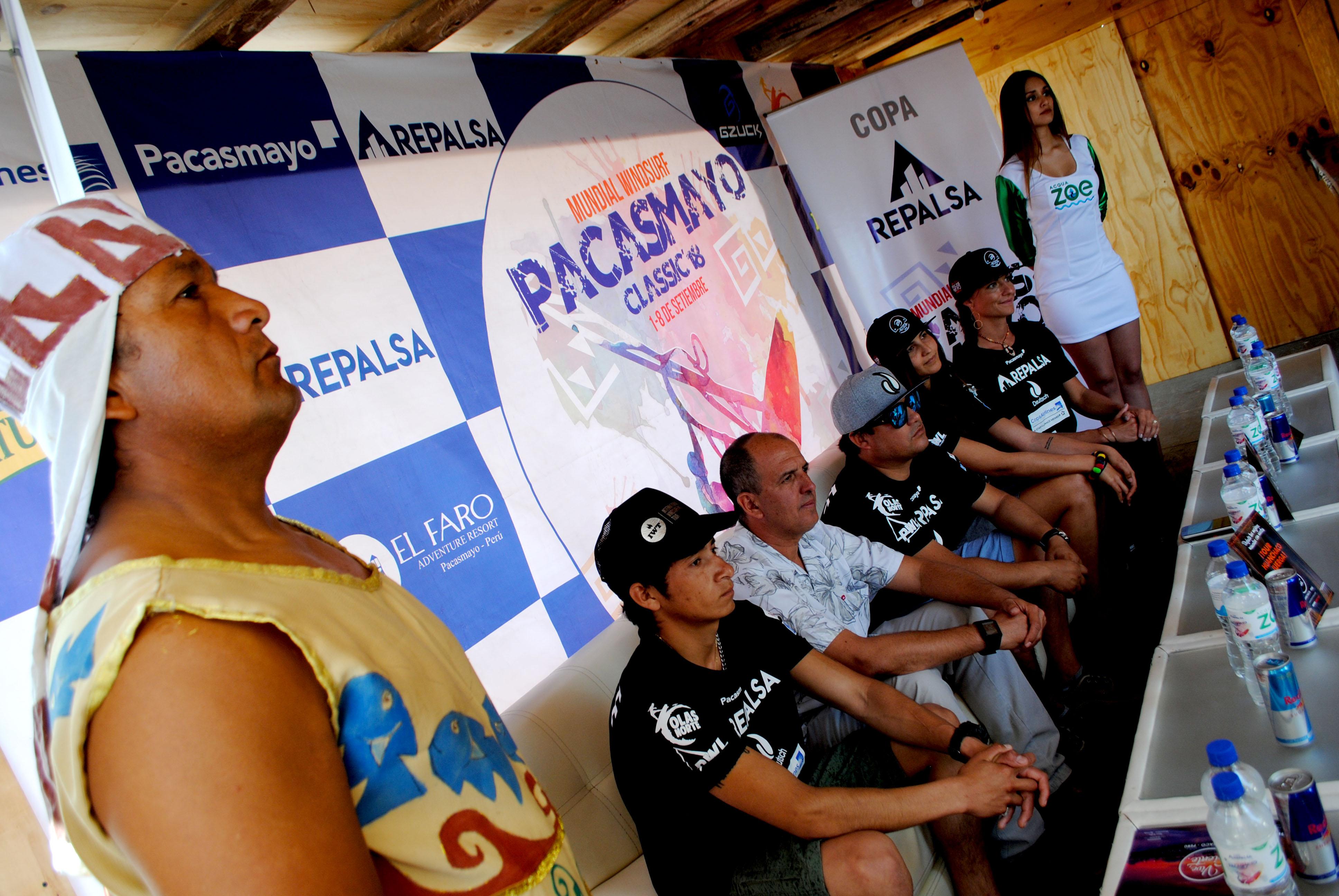 Presentan oficialmente el Pacasmayo Classic 2018 - Copa Repalsa