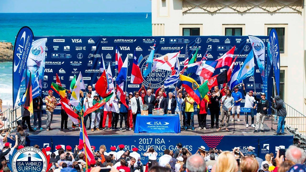 Estrellas de la WSL competirán en el mundial ISA en Japón