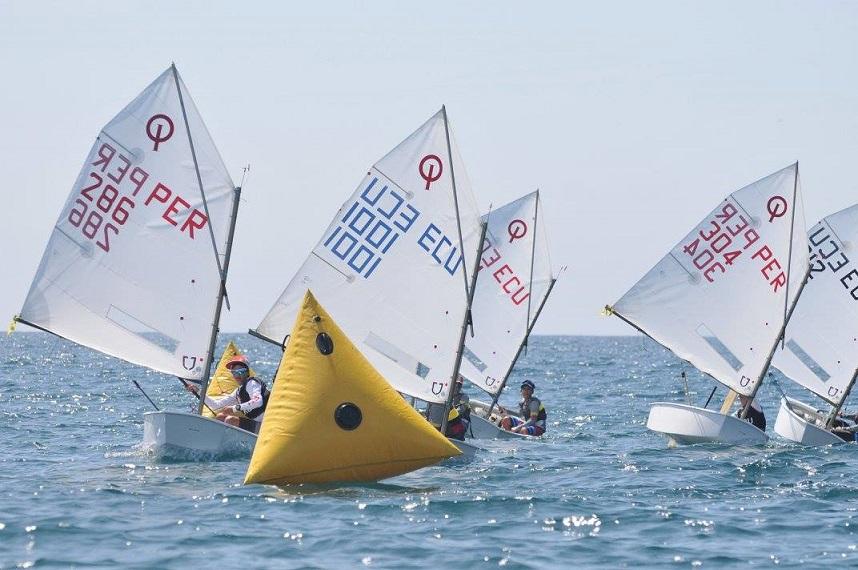 Perú va con todo al Mundial de Optimist en Chipre