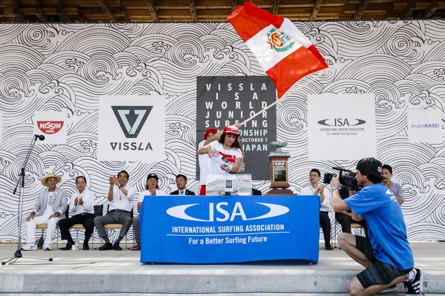 Perú: Estos son los convocados para el mundial Junior ISA en California