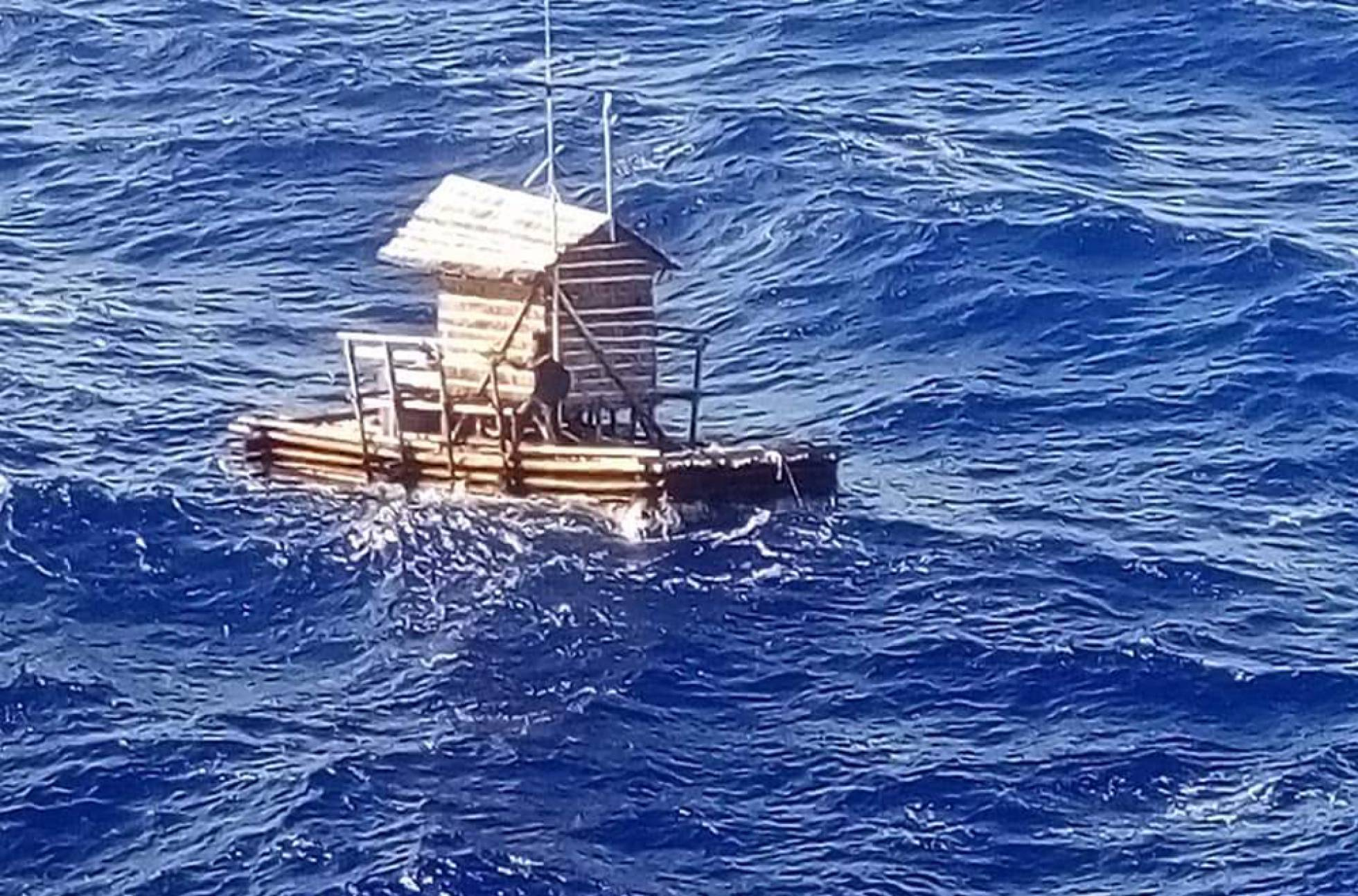 Indonesia: La odisea de adolescente que sobrevivió 49 días a la deriva
