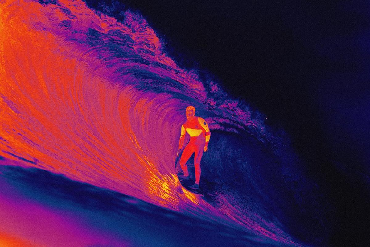 El nuevo wetsuit que genera calor cuando te mueves