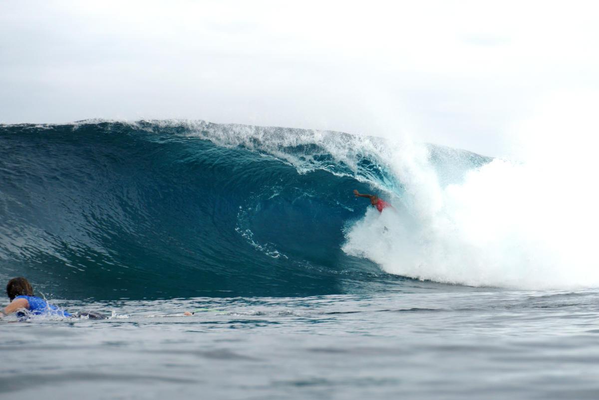 4ta ronda en Filipinas para Miguel Tudela