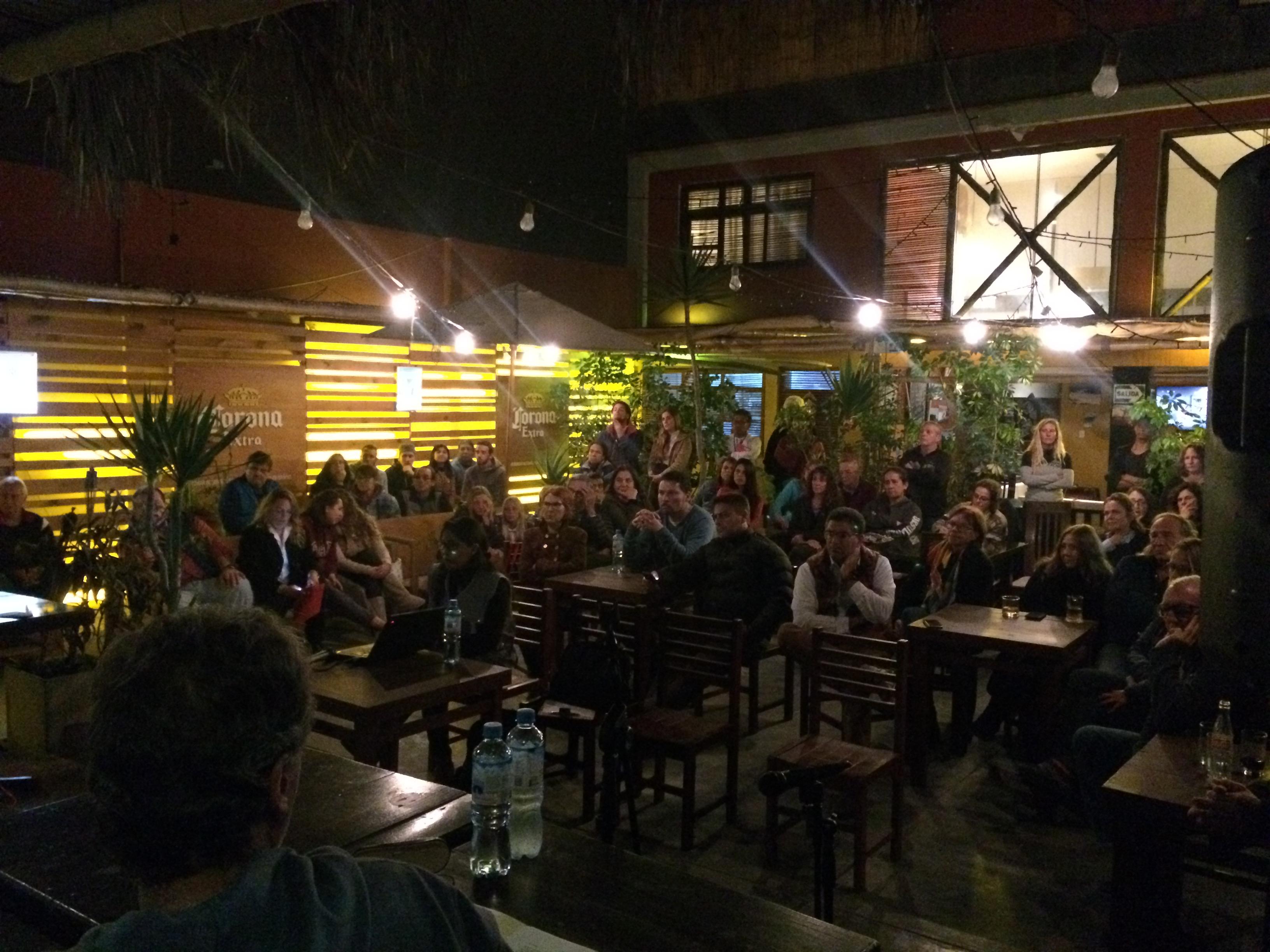 Club de Tabla San Bartolo lidera importante reunión entre Tedagua/Sedapal y los vecinos del distrito