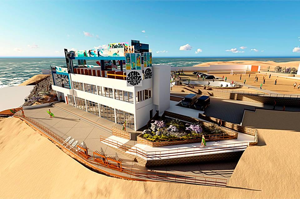 Punta Rocas: Centro de Alto Rendimiento del Surf promete ser el más grande a nivel mundial