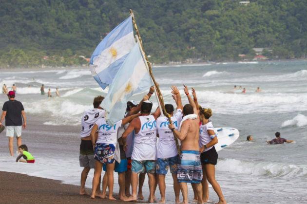 [Exclusivo] Entrevista con el equipo argentino de surf