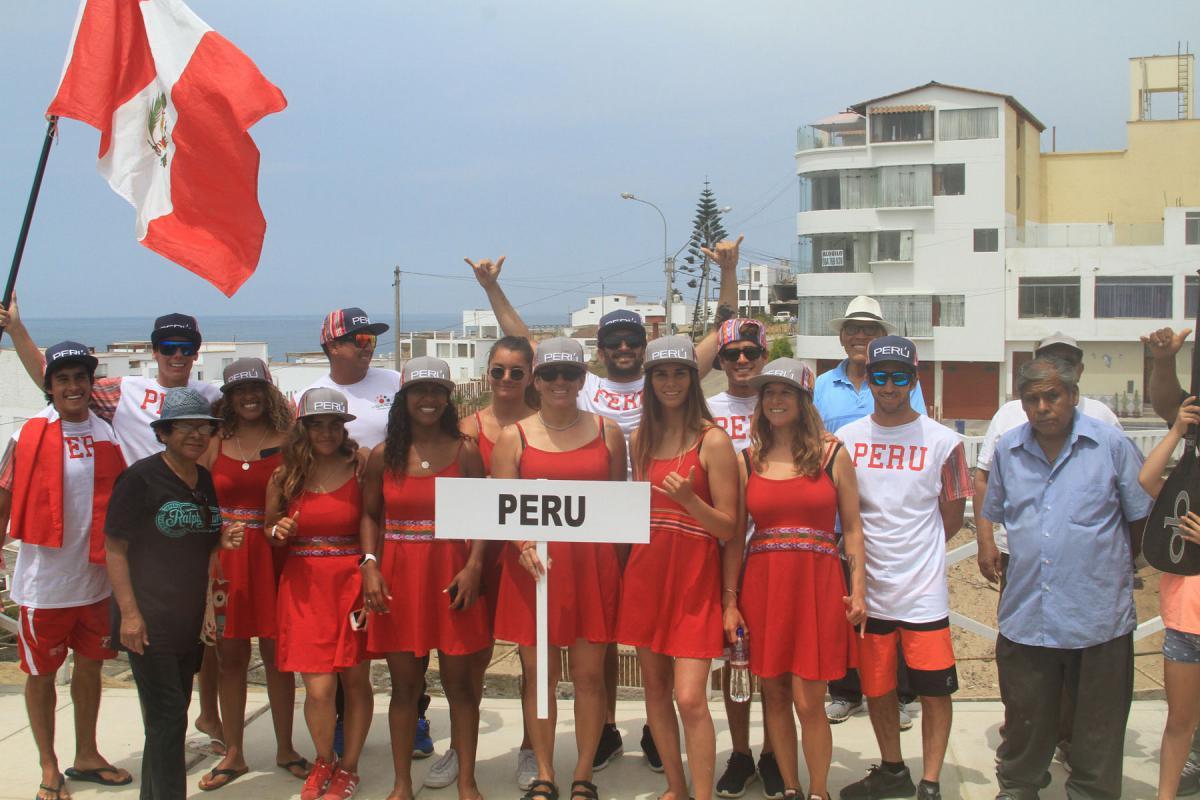 Perú con lo mejor de su arsenal para los Panamericanos de Surf 2018