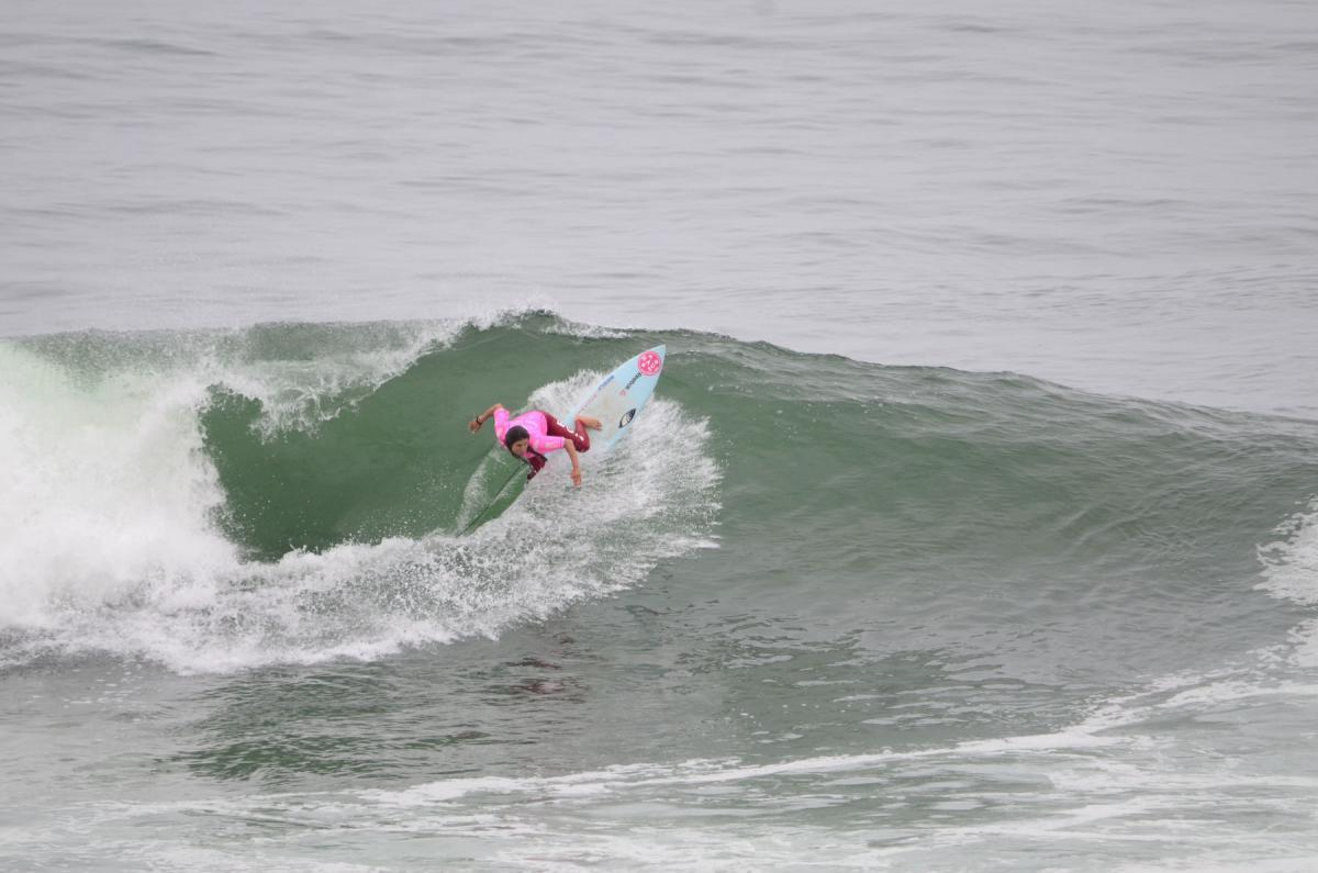 Panamericanos de Surf 2018: Mujeres inician la competencia en Punta Rocas