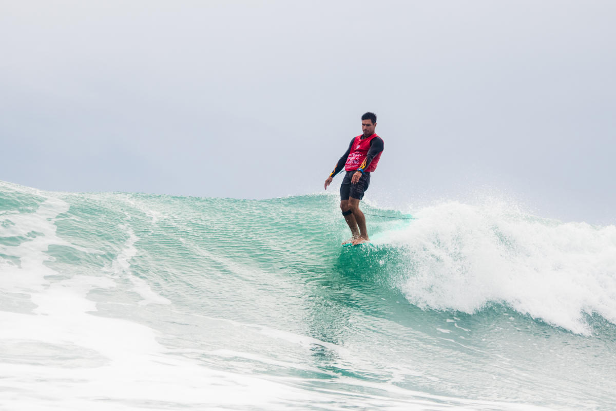 World Surf League potencia el Tour Mundial de Longboard