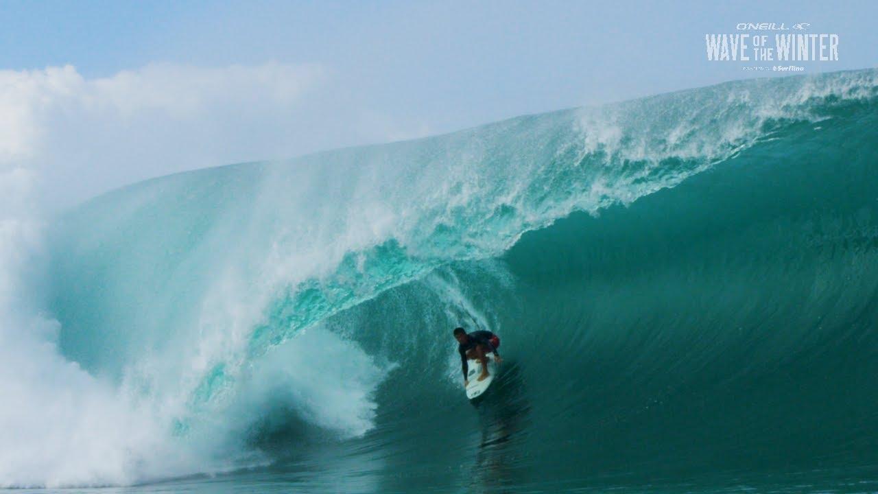 """El """"Wave of the Winter"""" se va para Japón"""