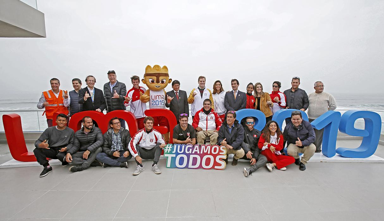 """""""Aquí Jugamos Todos"""": video especial Lima 2019"""